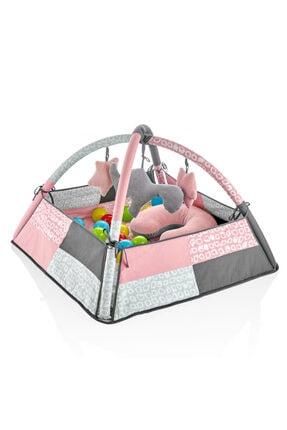 Babyjem 3 Fonksiyonlu Bebek Oyun Jimnastik Halısı 0