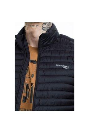 Lumberjack Erkek Siyah Perry Vest Yelek 100438128 2