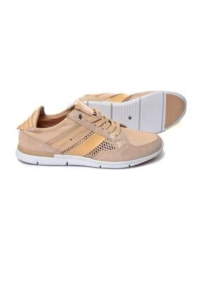 Tommy Hilfiger Kadın Pembe Metalik Light Sneaker FW0FW02996 2