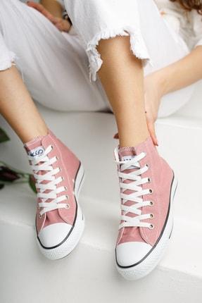 Muggo Unisex Keten Ayakkabı 0
