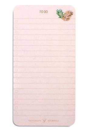 Victoria's Journals To Do List 3lü Set 4
