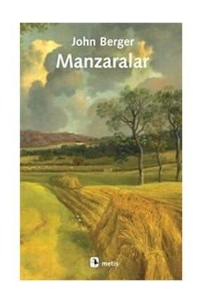 Metis Yayıncılık Manzaralar (karton Kapak) & Sanat Üzerine Yazılar 0
