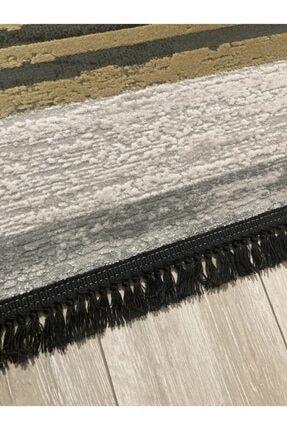 Merinos Exclusive Black Ipeksi Akrilik Orijinal 200x290 Ebatlı+800.000 Ilmek Sıklığı+11 mm Halı 4