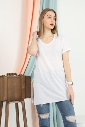T-shirt Kusa Kol Uzun T-SHİRT