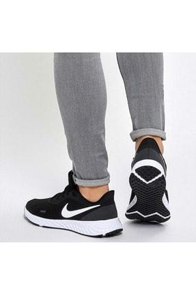 Nike Revolution 5 Erkek Siyah Koşu Ayakkabısı Bq3204-002 2