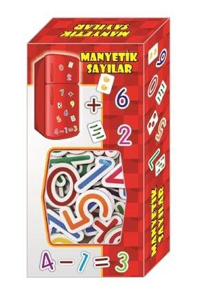 Zekice Eğitici Matematik Kartları (manyetik Sayılar Hediyeli) 2