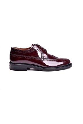 Erkek Bordo Oxford Ayakkabı resmi