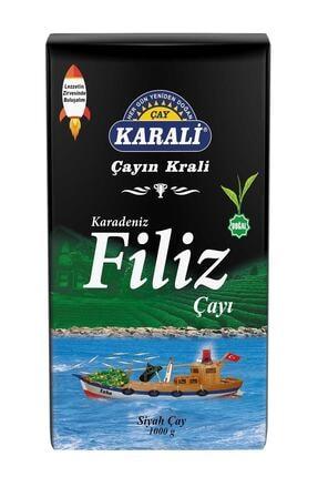 Karali Çay Karali Karadeniz Filiz Dökme Çay 1 kg 1
