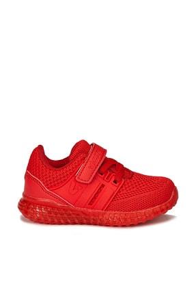 Vicco Flash Unisex Çocuk Kırmızı Spor Ayakkabı 2