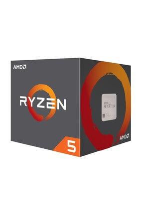 Amd Ryzen 5 2600X Soket AM4 3.6GHz 19MB Cache İşlemc 0