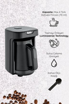 Fakir Kaave Mono Otomatik Türk Kahve Makinesi Siyah 0