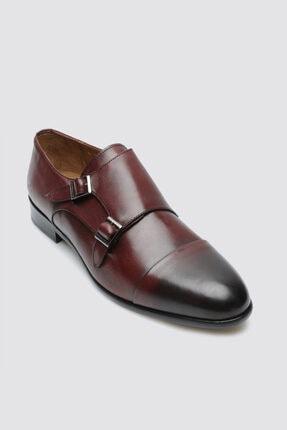 تصویر از Damat Bordo Ayakkabı