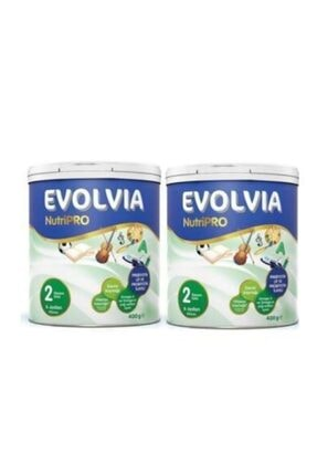 Evolvia Nutripro 2 Devam Sütü 800 Gr 0