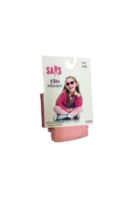 SAKS Kız Çocuk Micro 50 Külotlu Çorap 1
