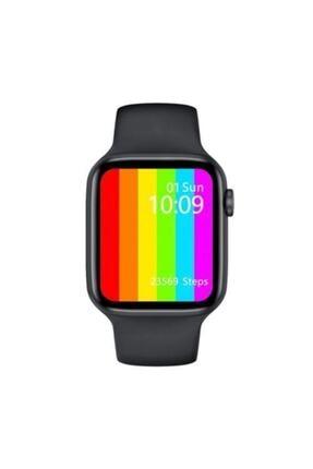 BARAN Akıllı Saat Suya Dayanıklı Ateş Ve Nabız Ölçer Çok Fonksiyonlu Ios Ve Android Uyumlu 0