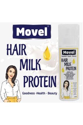 movel Hair Milk Protein Saç Düzleştirici Ve Besleyici Sprey 200 ml 1