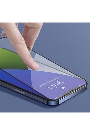 Baseus Iphone 12-12 Pro Uyumlu  6.1 0.3mm 3d Full Tempered Cam Ekran Koruyucu 2adet Set 3