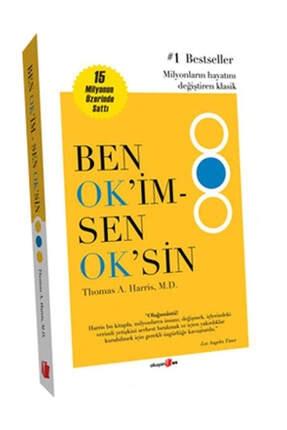 Okuyan Us Yayınları Ben Ok'im Sen Ok'sin Thomas A. Harris - Thomas A. Harris 0