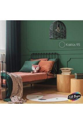 Filli Boya Momento Max 1.25lt Renk: Kaktüs95 Soft Mat Tam Silinebilir Iç Cephe Boyası 0