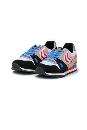 HUMMEL Erkek Mavi Marathona Casual Ayakkabı 3