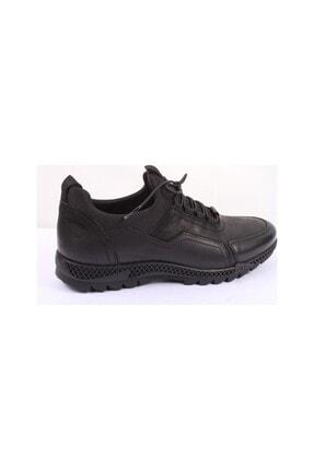 MARCOMEN 10714 Erkek Hakiki Deri Büyük Numara Günlük Ayakkabı 2