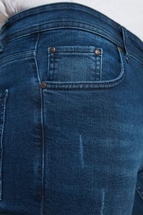 TRENDYOL MAN Mavi Erkek Skinny Jeans TMNAW20JE0403 4