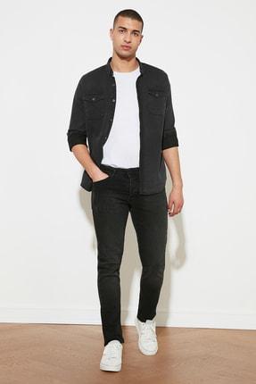 TRENDYOL MAN Siyah Erkek Skinny Jeans TMNAW20JE0405 1