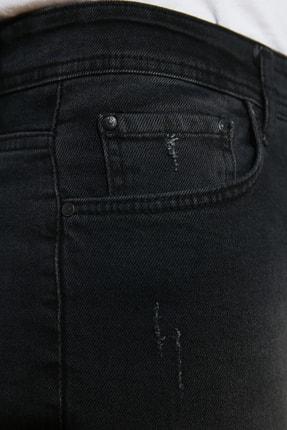 TRENDYOL MAN Siyah Erkek Skinny Jeans TMNAW20JE0405 4