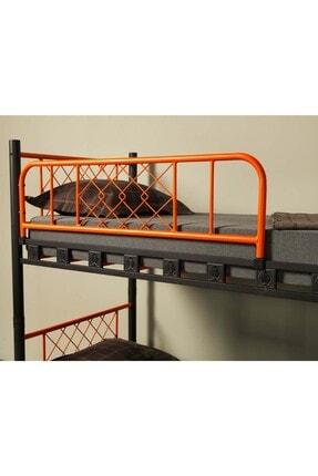 ARGİMO Ranza Metis 90x190 Genç Çocuk Yatak Odası Metal Ranza Ve Karyola 3