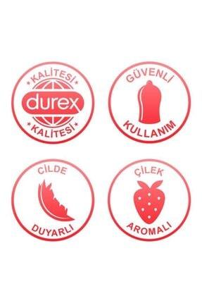 Durex Play Kayganlaştırıcı Jel Çilek Hazzı 50 Ml X 2 Adet 2