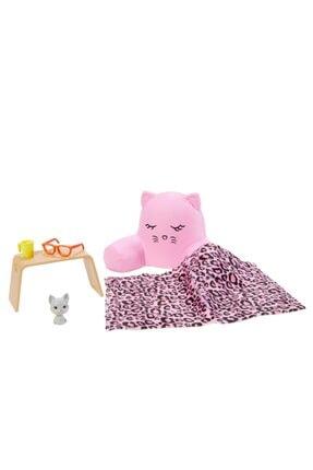 Barbie Ev Aksesuar Paketleri Oyun Seti GRG56-GRG57 2