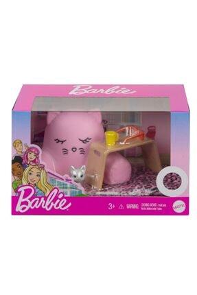 Barbie Ev Aksesuar Paketleri Oyun Seti GRG56-GRG57 4