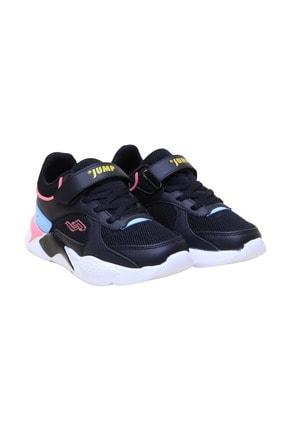 Jump 24931 Çocuk Sneakers Spor Ayakkabı - Siyah - 30 4