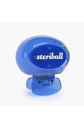 Steriball Diş Fırçası Için Koruyucu Hijyenik Kap - Mavi 2
