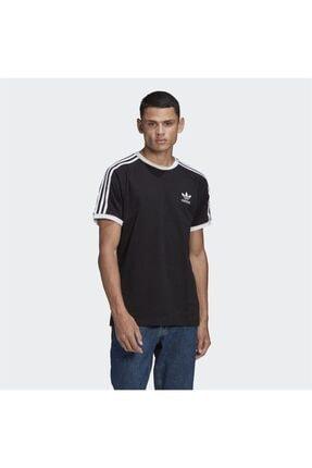 adidas Erkek Siyah Tişört 0
