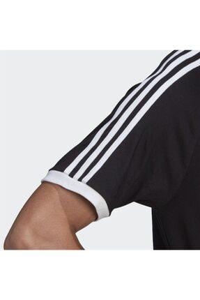 adidas Erkek Siyah Tişört 3
