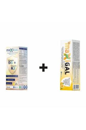 Maxigal Vitamin Paketi 0