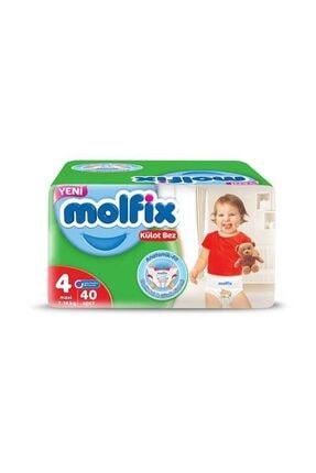 Molfix Jumbo Paket Külot Bez No:4 Maxi 9-14 kg 30'lu 0