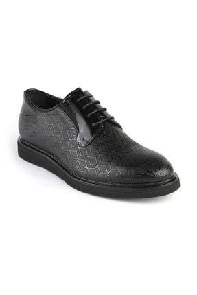 Erkek Siyah Ayakkabı Oxford 3234 resmi