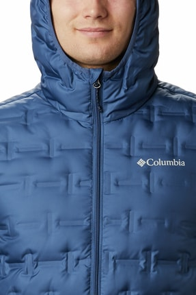 Columbia Delta Ridge™ Down Hooded Erkek Mont 3