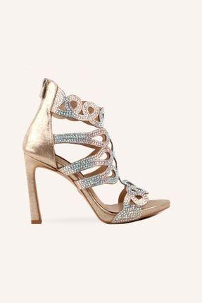 تصویر از Altın 349 Topuklu Sandalet