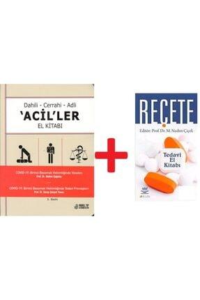 Nobel Tıp Kitabevi 2021 Baskı Dahili-cerrahi-adli Aciller El Kitabı Mehmet Şükrü Sever Halil Yazıcı-nobel Tıp 0