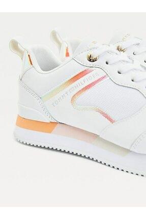 Tommy Hilfiger Kadın Actıve Cıty Sneaker 2