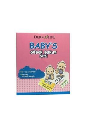 Dermolife Baby's Göbek Bakım Seti 0