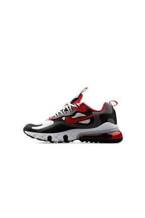 Nike Kadın Kırmızı Air Max 270 React Günlük Ayakkabı 0