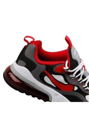 Nike Kadın Kırmızı Air Max 270 React Günlük Ayakkabı 4