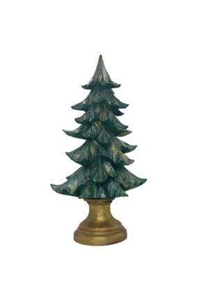 Dekoratif Ağaç Biblo 38x20 cm 26AGSD5