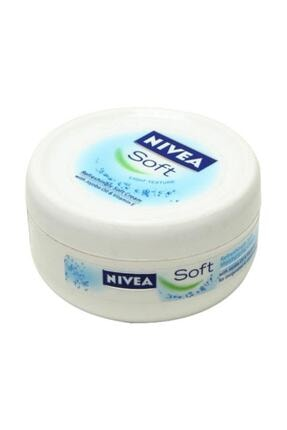 Nivea Soft El ve Vücut Nemlendirici Krem 50 ml 0