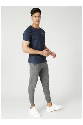 HUMMEL HMLPETTE T-SHIRT S/S Lacivert Erkek T-Shirt 101086319 1