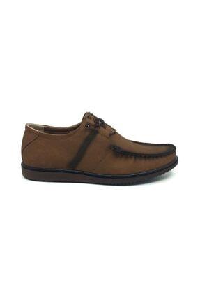 Taşpınar Üçlü %100 Deri Yazlık Rahat Tam Rok Erkek Ortopedik Ayakkabı 40-46 1